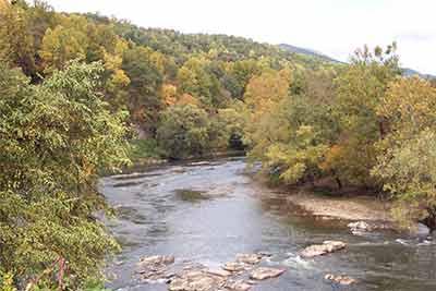 Tuckaseigee-River
